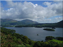 NY2521 : Derwent Water by DS Pugh