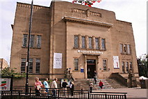 SE1416 : Huddersfield Library and Art Gallery by Mark Anderson