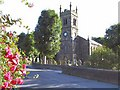 SE1206 : St.David's Parish Church, Holmbridge by Roger May
