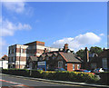 TQ5189 : Victoria Hospital, Pettits Lane, Romford, Essex by John Winfield