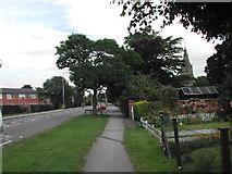 SK6443 : Church Road, Burton Joyce by Tom Courtney