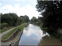 SP2055 : The Stratford upon Avon Canal by David Stowell