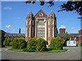 TG1826 : St. Michael's Hospital, Aylsham by Golda Conneely