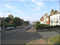 TQ7407 : Sea Road, Bexhill, Sussex by John Winfield