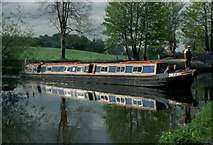 SO8685 : Canal Junction at Stourton by David Stowell