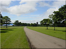 SJ4093 : Croxteth Country Park by Sue Adair