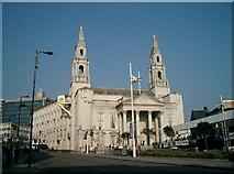 SE2934 : Leeds Civic Hall by John Davidson