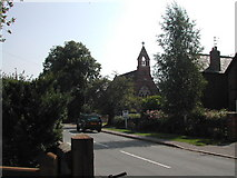 SK6946 : St Michaels Church, Gonalston Lane, Hoveringham by Tom Courtney
