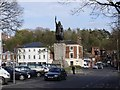 SU4829 : Statue of King Alfred, Winchester by Ian Cunliffe