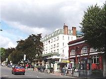 TQ2785 : Haverstock Hill by David Hawgood