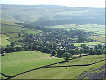 SD9772 : Kettlewell, Wharfedale, Y Dales. by Steve Partridge
