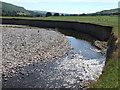 SD9471 : River erosion near Arncliffe, Littondale, Yorkshire Dales by Steve Partridge