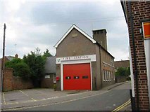TL0616 : Fire Station at Markyate by Jack Hill