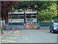 TQ3866 : Hawes Down Junior School, West Wickham BR4 by Philip Talmage