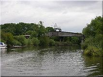 SE5946 : Naburn Bridge by Stuart and Fiona Jackson
