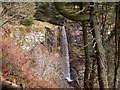 NS0122 : Eas Mor Waterfall, Arran by Tony Page