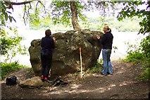 TQ7560 : The White Horse Stone, near Blue Bell Hill, Kent by Ron Strutt
