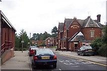 SZ0095 : Broadstone, Dorset by Ron Strutt