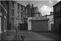 SK5803 : Factory  Rydal Street Leicester by Terry Roberts