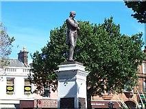NS3321 : Burns statue, Ayr by william craig