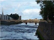NS3421 : Turners bridge, Ayr by william craig