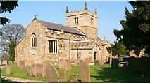 SK4665 : St. John the Baptist Church by Alan Walker