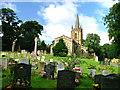 NZ5316 : The Parish Church of St, Cuthberts, Ormesby by Mick Garratt