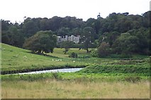 SW9741 : Caerhays Castle by Ron Strutt