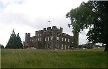 NT1736 : Stobo Castle. by Richard Webb