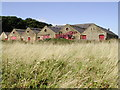 NZ2170 : West Brunton Farm by Chris Bell