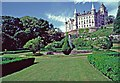 NC8500 : Dunrobin Castle by Christine Matthews