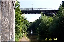 SP0189 : Galton Bridge by Alan Atkins
