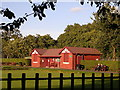 NS5467 : Victoria Park by Chris Upson