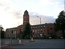 SJ8195 : Trafford Town Hall by Keith Williamson