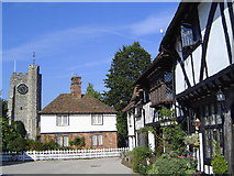 TR0653 : Chilham by John Brown