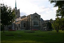 TL7006 : The Cathedral Church of St Mary, St Peter, and St Cedd Chelmsford by Andrew Pickess
