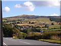 SD2385 : Bank End Hill by SIMON PHILLIPS