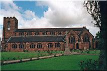 SJ5798 : Ashton-in-Makerfield, St Thomas by S Parish