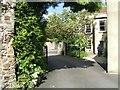 ST6390 : Chantry Entrance, Thornbury, Gloucestershire by Anita Bailey