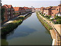 TA0439 : Beverley Beck by Stephen Horncastle