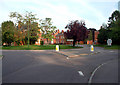 TQ2762 : Orchard Hill (formerly Queen Mary's Hospital) Carshalton, Surrey SM5 by Philip Talmage