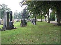 SJ7993 : Cemetery by Dave Smethurst