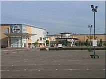 TQ7090 : Festival Leisure Park - Basildon by Andrew Pickess