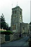 SD4983 : Heversham church by Stephen McKay