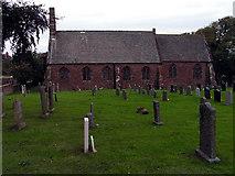 NY1041 : St James' Church, Hayton by Nigel Monckton