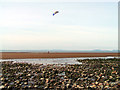 NY0742 : Pebbles and Sand, Allonby Bay by Nigel Monckton