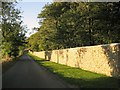 SP0619 : Dry Stone Wall at Salperton by Dave Bushell