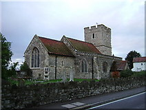 TQ5380 : St Mary & St Peter's Wennington by Glyn Baker