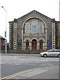 J2664 : Railway Street Presbyterian Church, Lisburn by Brian Shaw