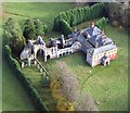 NY0506 : Calder Abbey, Cumbria by Simon Ledingham